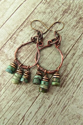 Boho Chandelier Earrings                                                                                                                                                     More