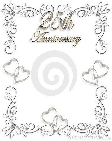 25th wedding anniversary clip art borders425306g 360450 25th wedding anniversary clip art borders425306g 360 stopboris Gallery