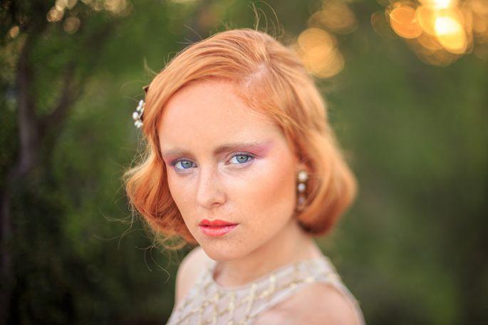 Cómo elegir el maquillaje de novias