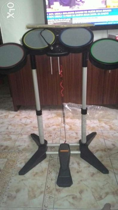 For Sale Rockband Drumset Wired For Sale Philippines Find 2nd Hand