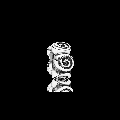The Circle Game Spacer - 791122CZ - Charms   PANDORA
