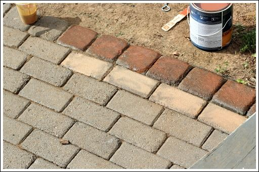 How To Get Grease Stains Out Of Concrete Pavers