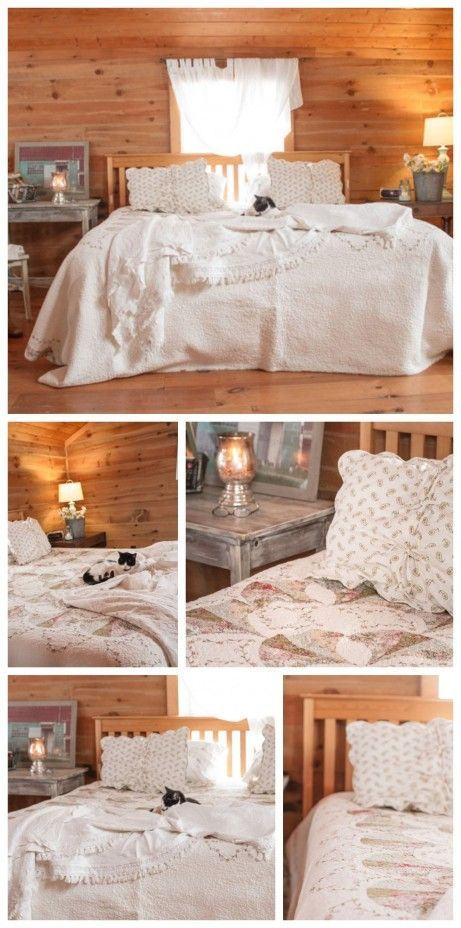 8x8 Bedroom Design: Decorate A Master Bedroom With Thrifted Items