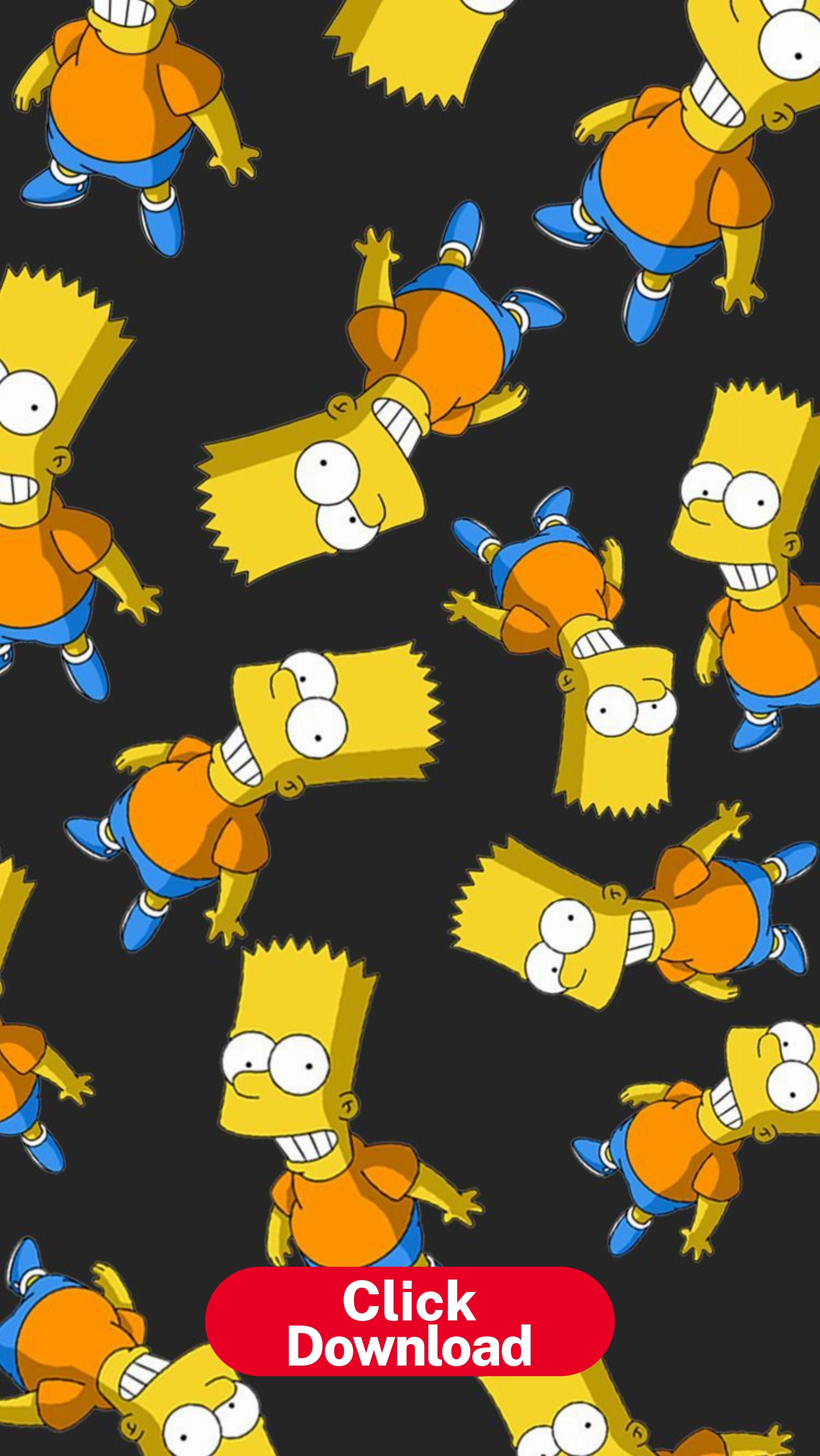 Bart Simpson iPhone Wallpapers Top Free Bart Simpson