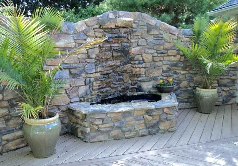GroBartig Wasserstelle Garten
