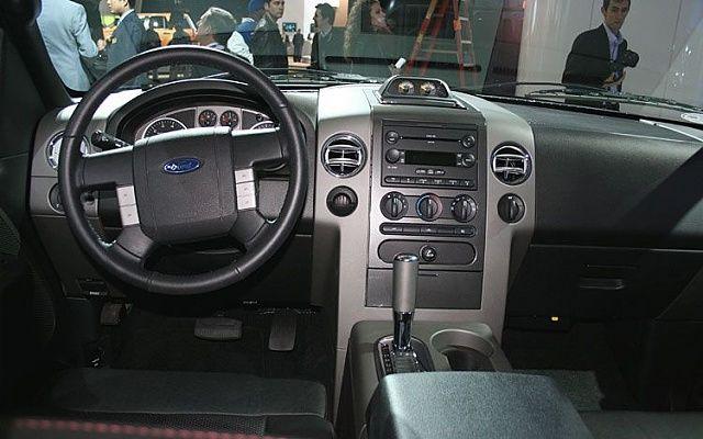 2006 f150 fx4 interior google search ford trucks