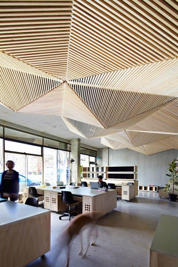Vous Cherchez Des Idees Pour Comment Faire Un Faux Plafond Faux Plafond Plafond Idees Faux Plafond