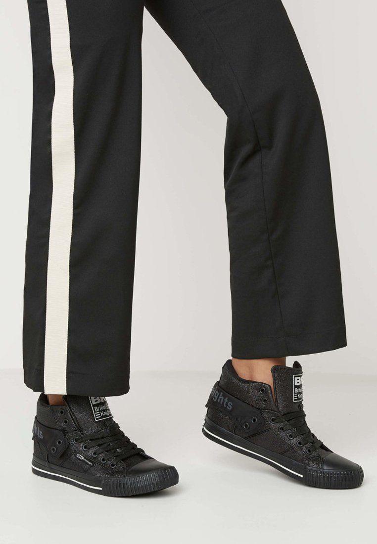 legislación Experto ruptura  British Knights ROCO - Chaussures de skate - black - ZALANDO.BE