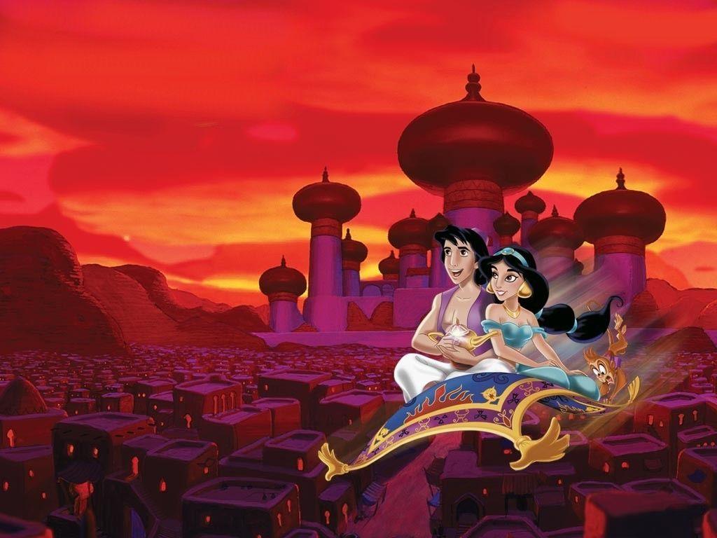 Aladdin Cartoon Hd Wallpapers Free Download Cartoon Full Hd
