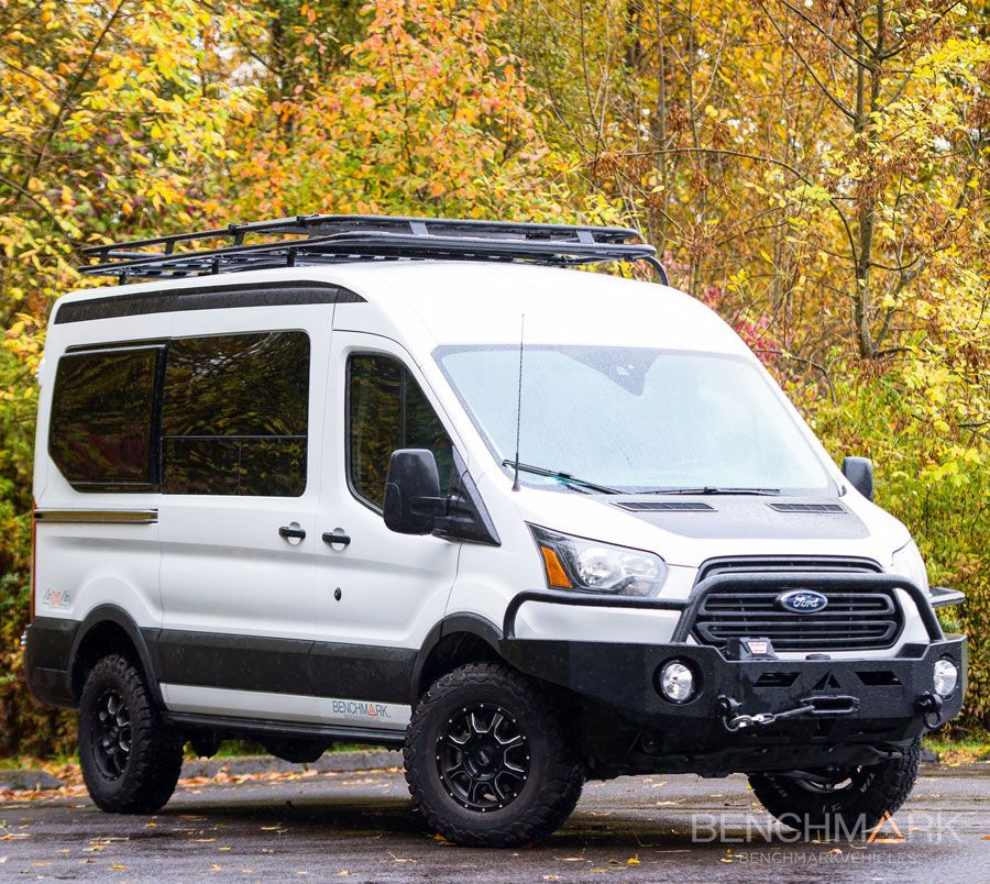 Ford Transit 130 Wheelbase Van Flare In 2020 Ford Transit