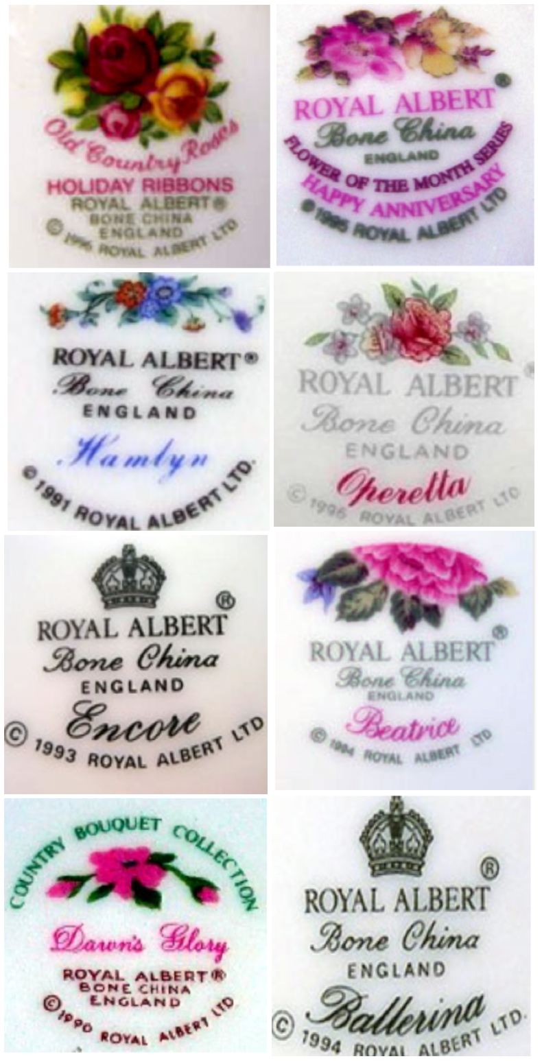 Royal albert backstamp dating quotes