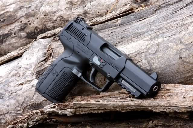 FN Five Seven great great protection gun