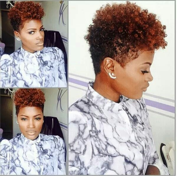 Taper Cut New Me Pinterest Natural Hair Style And Shorts