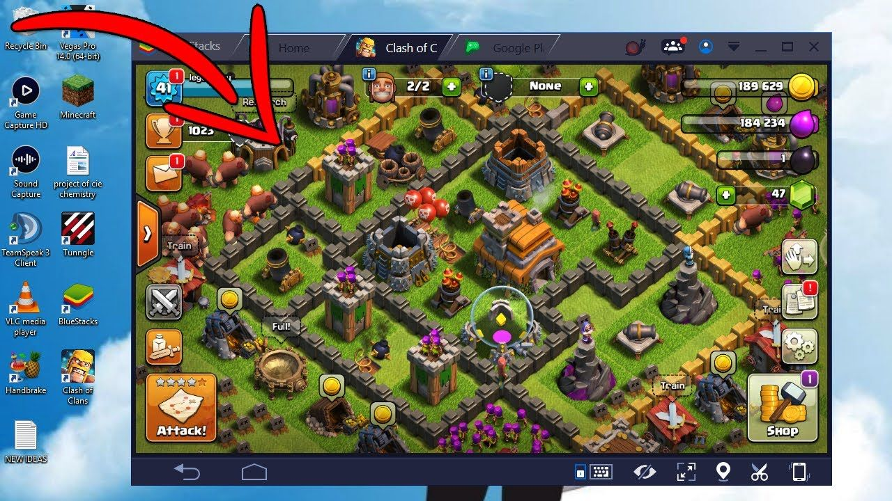 Download Clash of Clans for PC (Windows) and Mac for Free