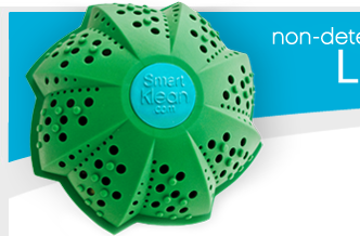 Smart Klean Laundry Ball Do Laundry Without Using Detergent