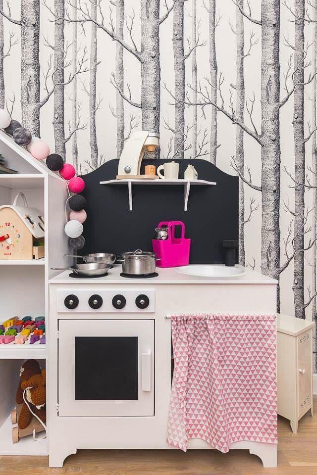 Ideas para decorar una habitaci n infantil con look for Dormitorio infantil nordico