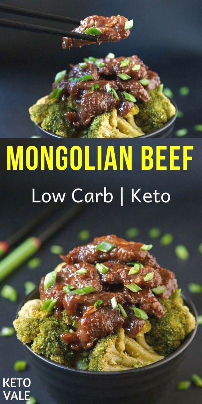 Mongolian Beef #health #fitness #nutrition #keto #diet #recipe #KetoDietForBeginners