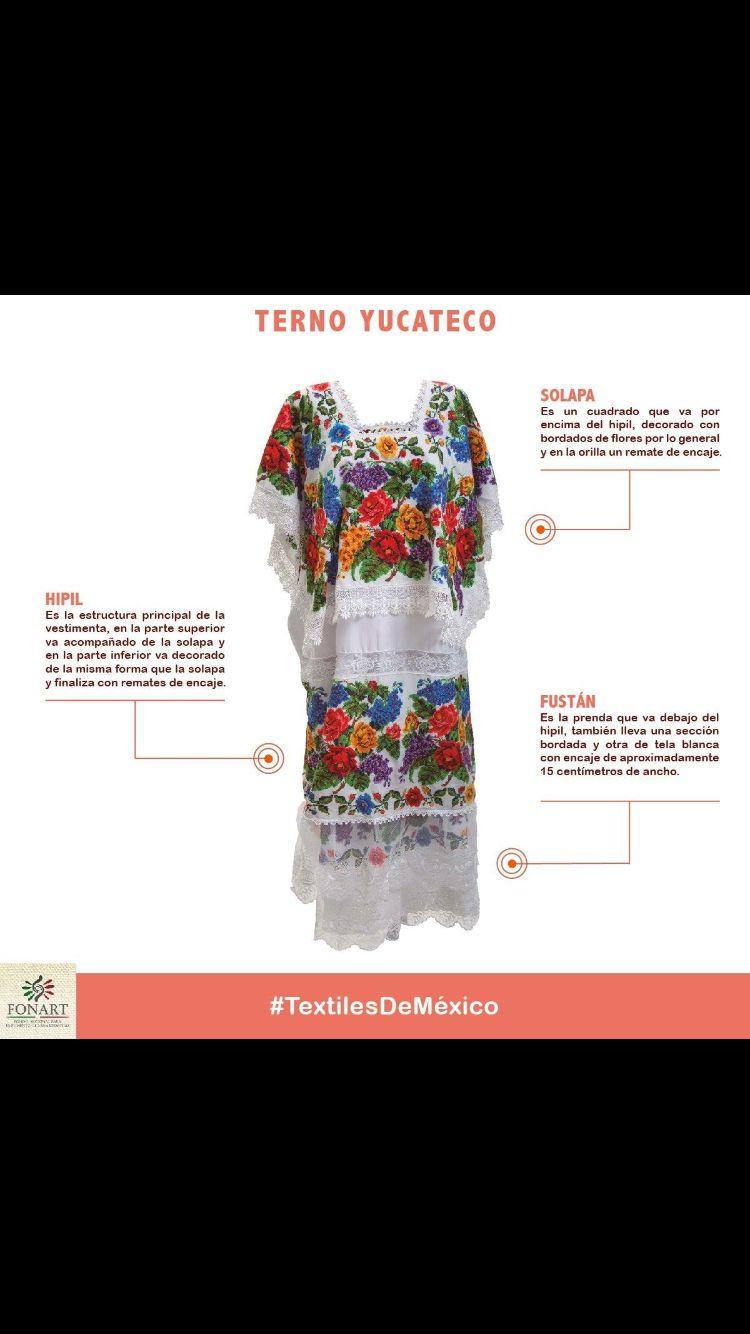 Terno yucateco