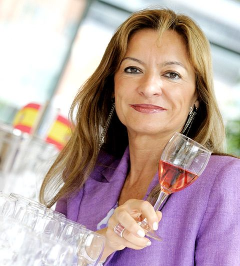 Top 50 Most Powerful Women In Wine 31 Christina Forner Of Marques De Caceres