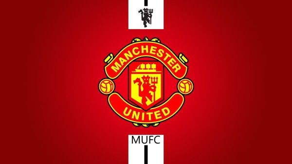 Manchester United Logo 3d Wallpaper In Football Picspaper Com Sepak Bola Old Trafford Manchester United