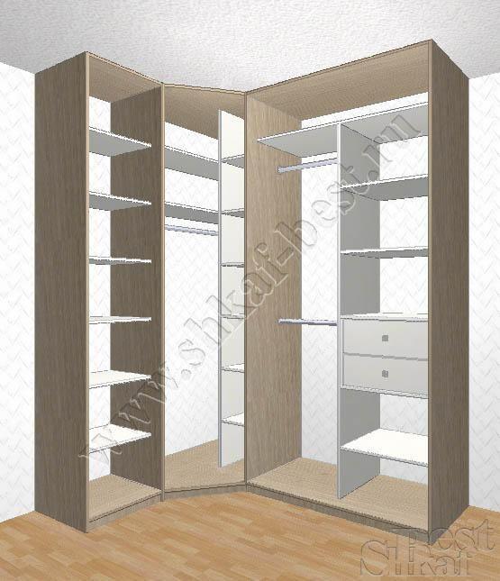 фото шкафы купе и угловые шкафы
