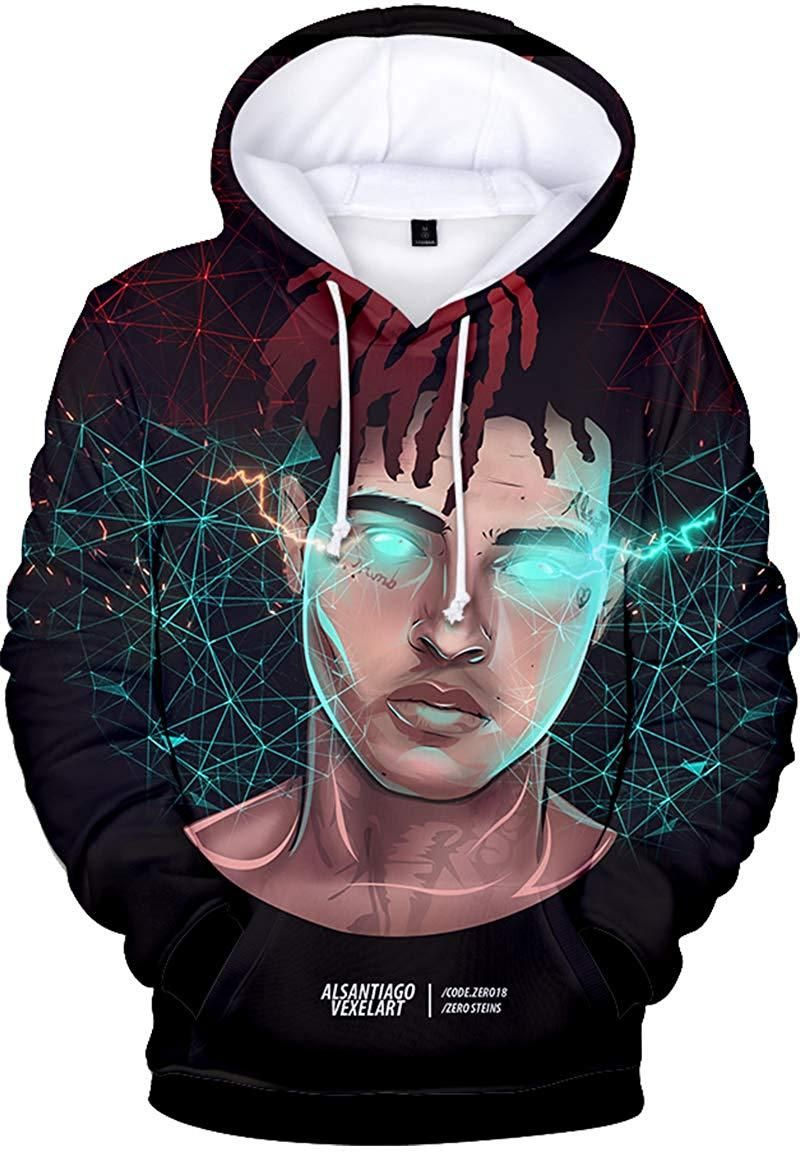 Men's Clothing Men And Women Lil Peep Street-wear Hoodie Harajuku Xxxtentacion Hoodies Plus Size Hip Hop Hoodie Lil Peep Men Hooded Hoodies To Have Both The Quality Of Tenacity And Hardness