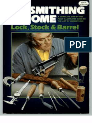Gunsmithing At Home Gunsmithing Guns Barrel