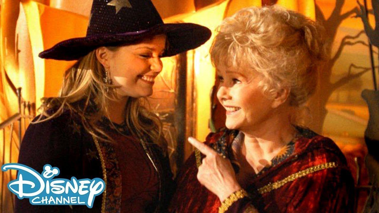 Live! 24hr Halloweentown Movies! Disney Channel