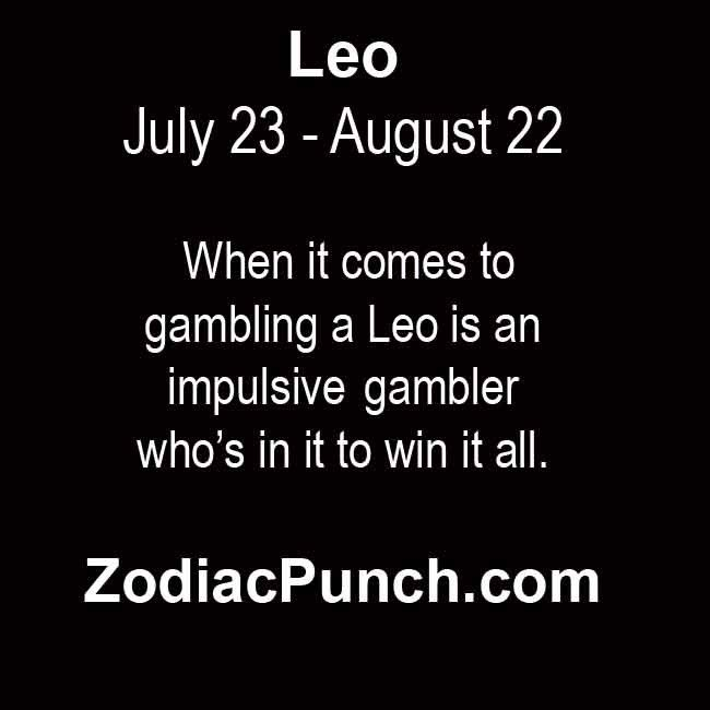 Leo Facts From ZodiacSigns.com