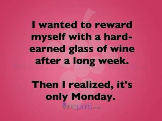 Reward myself