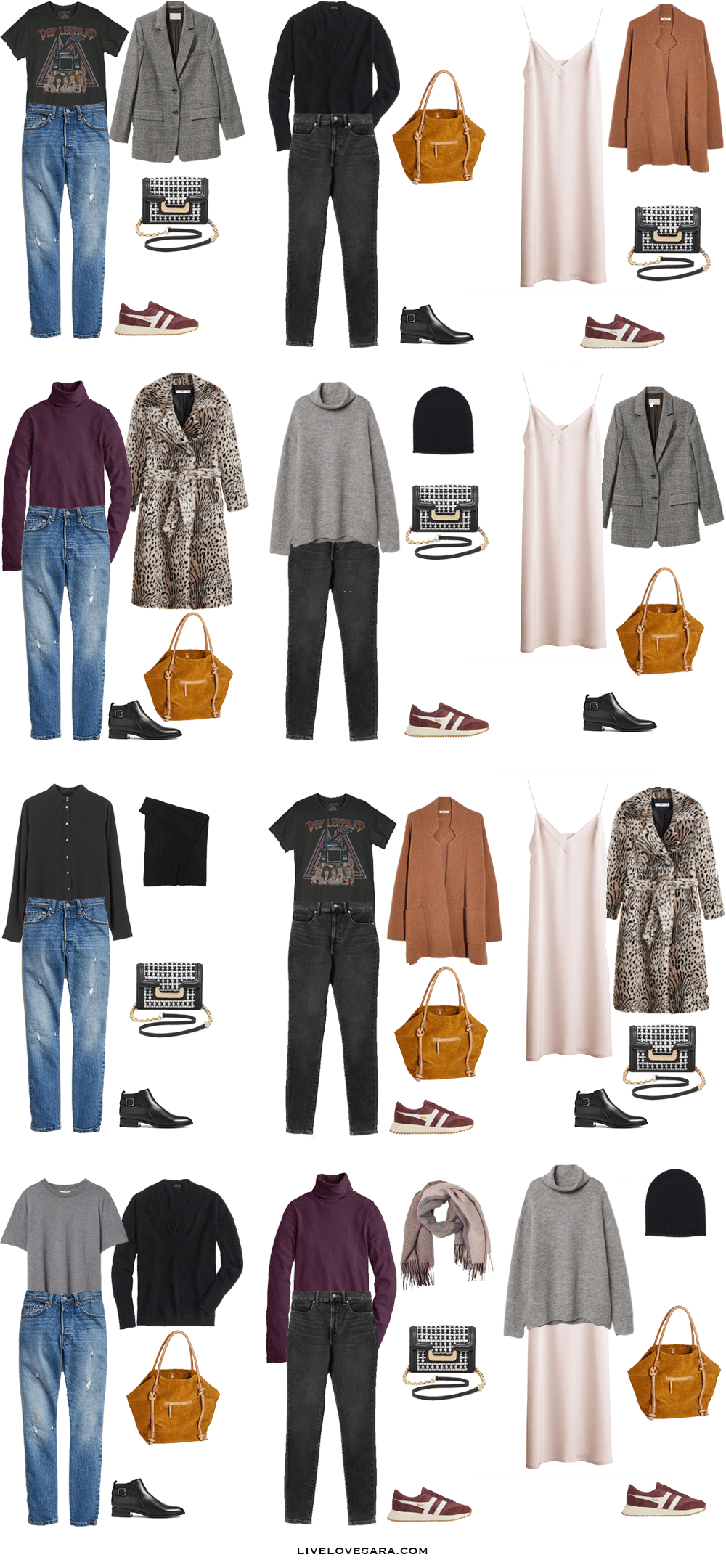 What to Pack for New York City in Late Fall #autumninnewyork