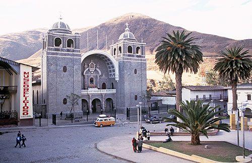 Otuzco, Motupe and the Cross of Chalpon, Peru