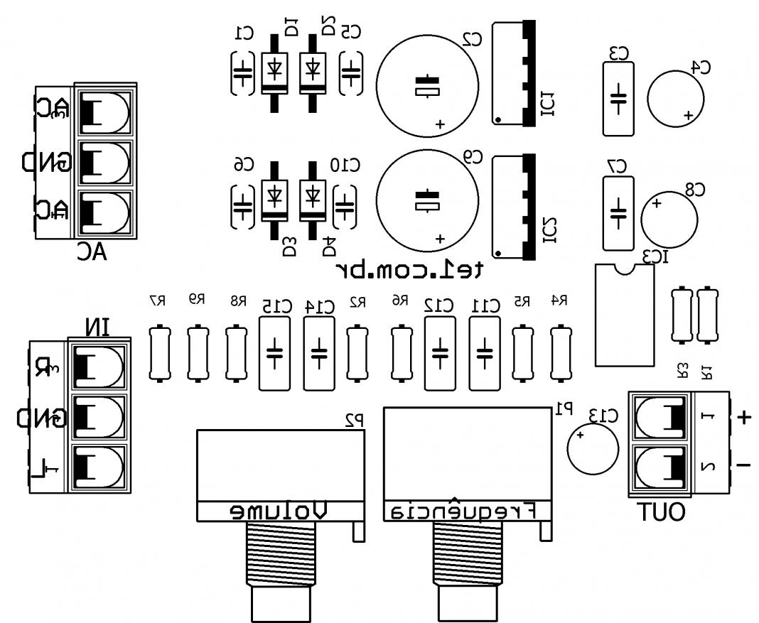 filtro graves subwoofer ativo ne5532 1 700x575 filtro de