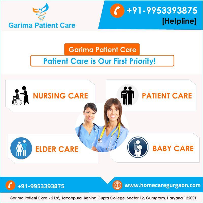 Garima_Patient_Care services provide the best