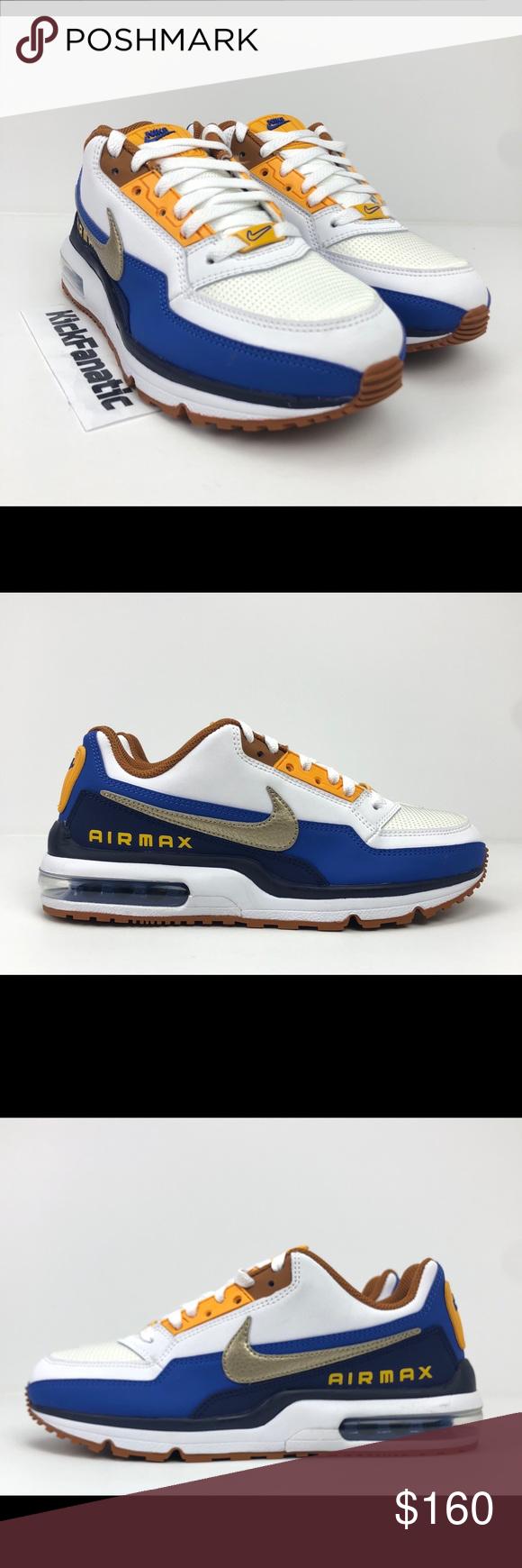 instalaciones Preferencia Mejora  Nike Air Max LTD 3 Premium Limited Edition Shoes Nike Air Max LTD 3 Premium Limited  Edition Shoes White Blu…   Nike air max ltd, Nike air max, Limited edition  shoes