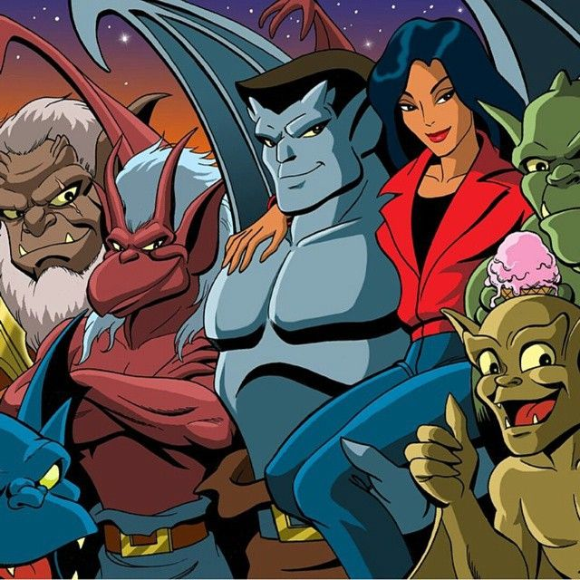 Gargoyles Reboot Art Project