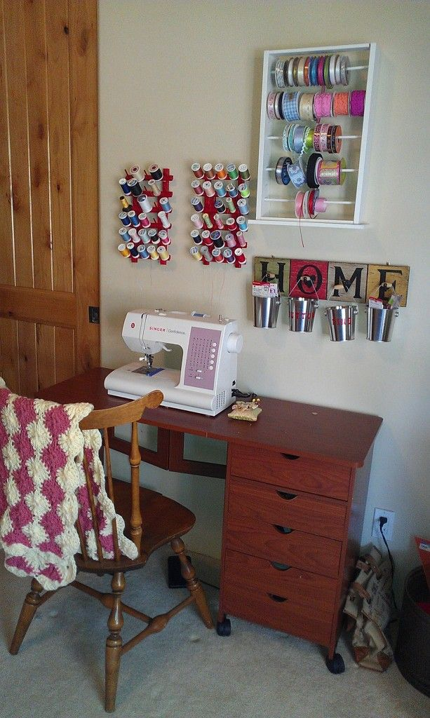 Sewing Room Organization Home Office Organization Pinterest
