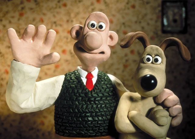 Wallace & Gromit -- nothing short of extraordinary. Subtle ...