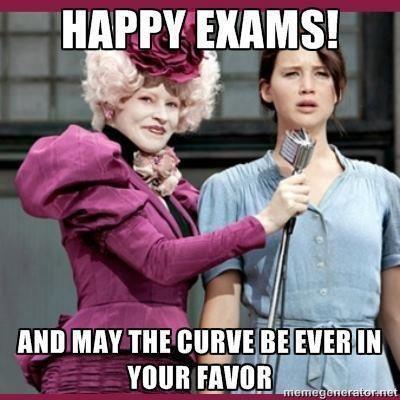 So True College Memes Humor Hunger Games
