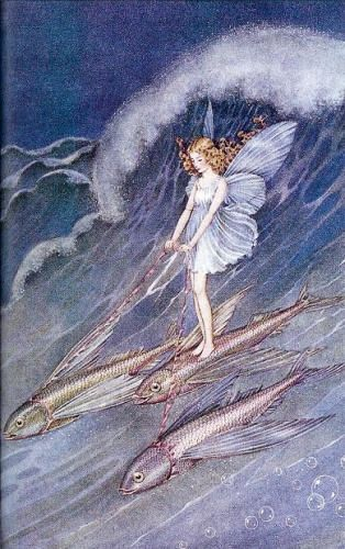The Little Book of Elves and Fairies, Ida Rentoul Outhwaite