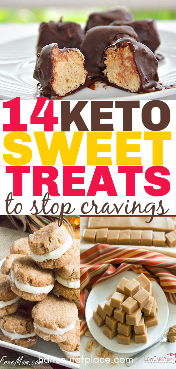 14 Keto Sweets that Make Easy Desserts & Snacks images