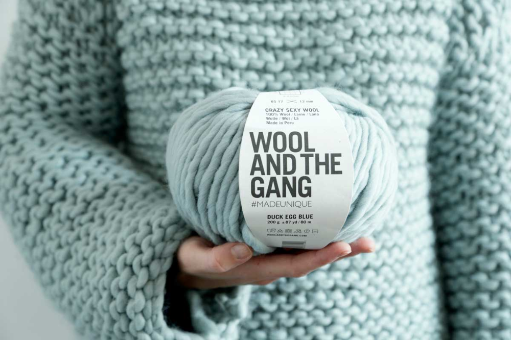 Photo of How To Knit The Ultimate Beginner Sweater | Wool and the Gang Blog | Free Knitting Kit Patterns Downloads