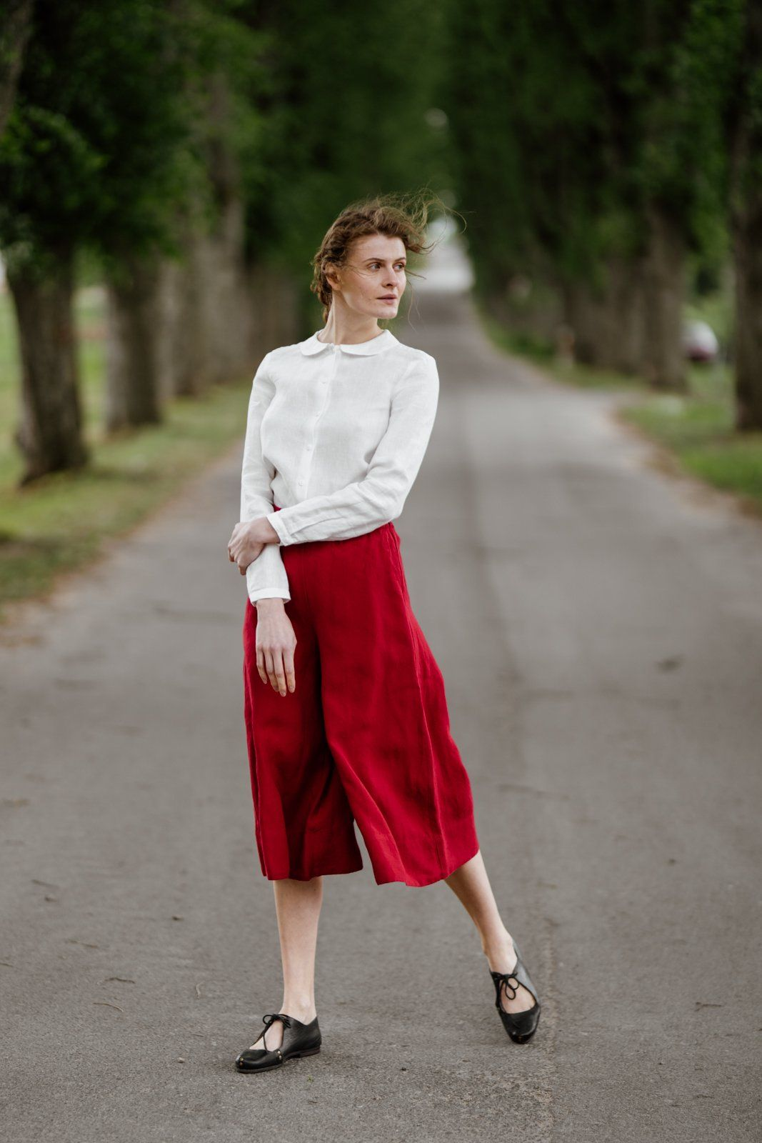 The White Shirt The Classic Piece of Any Modern Woman   Style ...