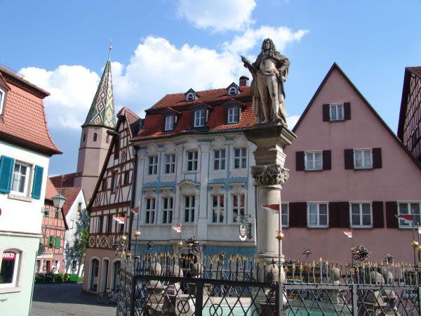 Bad Windsheim, Germany