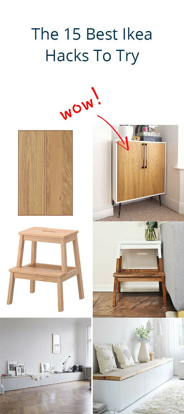 Attirant The 15 Best Ikea Hacks To Try: Our 15 Favorite Hacks That Transform Ikea  Products