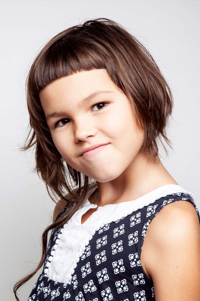 Cute And Comfortable Little Girl Haircuts To Give A Try To | Girl haircuts, Kids girl haircuts ...