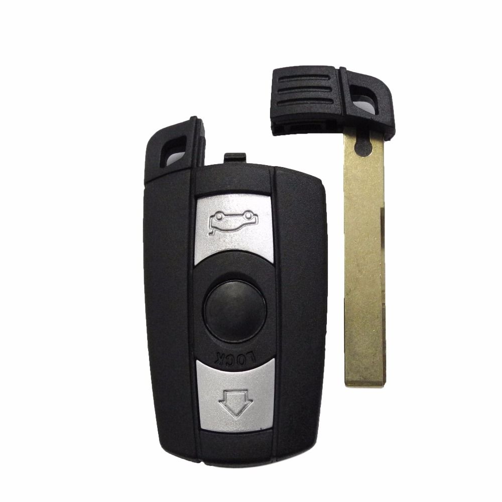 Remote 3 Buttons Carstyling Key Case Cover For BMW 1 3 5