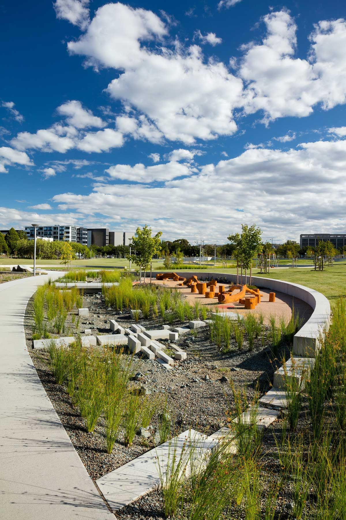 Landscape architects and garden designers on domain design directory - Campbell Section 5 2 Landscape Architecture Works Landezine