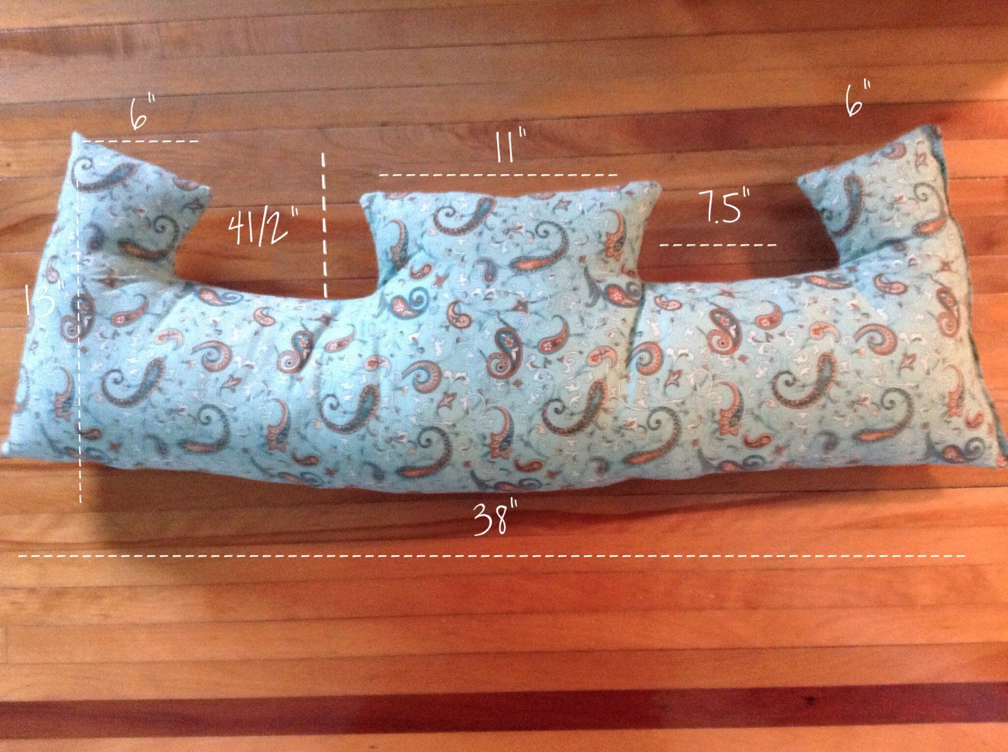 Mastectomy Pillow  must have for recovery