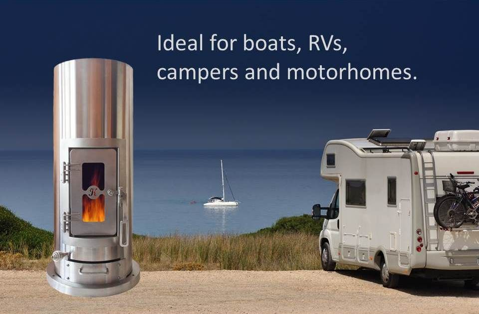 Kimberly Wood Stove | Katydid Wood Stove | Small Wood Stoves for RV, Cabin, - Kimberly Wood Stove Katydid Wood Stove Small Wood Stoves For